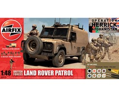 British Forces - Landrover Patrol 2/12