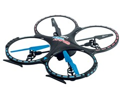 LRP Gravit Vision Quadrocopter 2.4GHz with HD-cam.