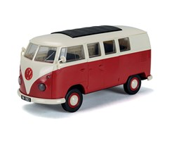 Quick Build VW Camper Van