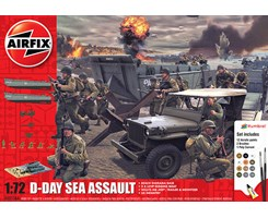 Sea Assault Gift Set 1:76