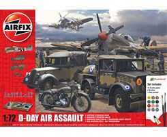 Air Assault Gift Set 1:76