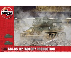 T34/85 II2 Factory Production