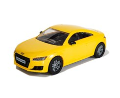 Quick Build Audi TT Coupe
