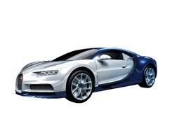 Quick Build Bugatti Chiron