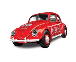 Quick Build Coca-Cola VW Beetle