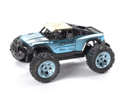 R/C Rude Off-Road 1:12 2,4GHz metallic blue/gold