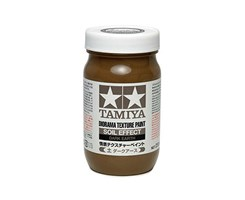 Texture Paint-Soil, Dark Earth 250ml