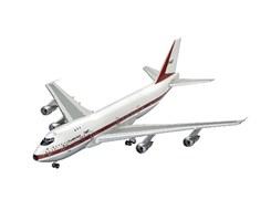 "Gift Set - Boeing 747-100 ""50th"