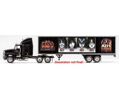 "Gift Set ""KISS"" Tour Truck ""Rock"