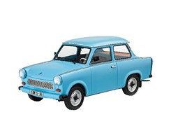 "Trabant 601S ""60 Years of Traban"
