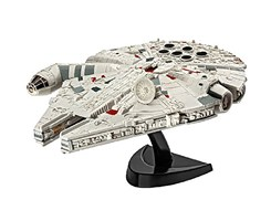 Model Set Millennium Falcon