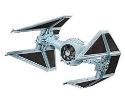 Model Set TIE Interceptor