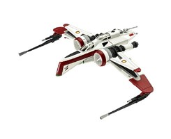Model Set ARC-170 Fighter