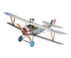 Model Set Nieuport 17
