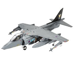 Model Set BAe Harrier GR,7