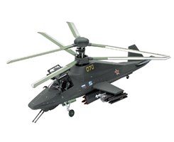 Model Set Kamov Ka-58 Stealth