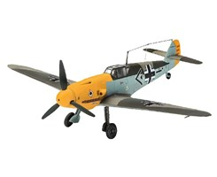 Model Set Messerschmitt Bf109 F-