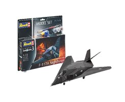 Model Set F-117A Nighthawk Steal