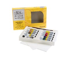 Galeria Acrylic Complete Painting set 9x60 ml